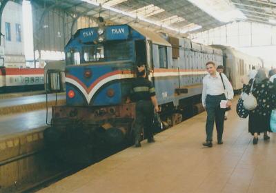 エジプト鉄道