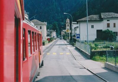 レーティッシュ鉄道アルブラ線・ベルニナ線と周辺の景観の画像 p1_17