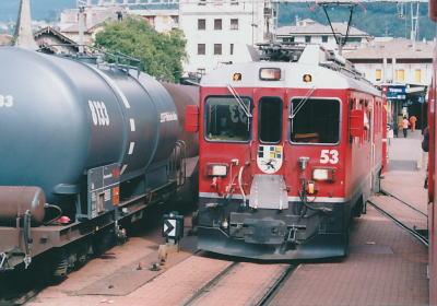 レーティッシュ鉄道アルブラ線・ベルニナ線と周辺の景観の画像 p1_28